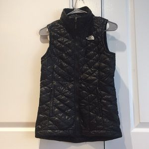 North Face Puffer Vest XS